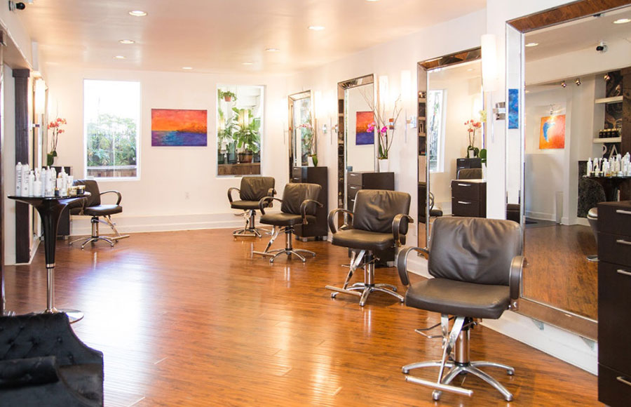 About Red Union Salon